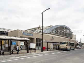 西武鉄道池袋・豊島線「ひばりケ丘」駅(約2,430m)