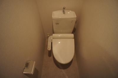 【トイレ】レジュールアッシュ大阪城WEST
