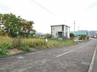 【外観】川東 売土地