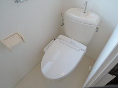 【トイレ】フレグランスハイツ
