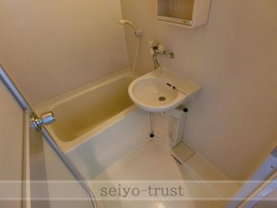 【浴室】福地産業加古町ビル