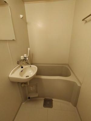 【浴室】レオパレスプリート