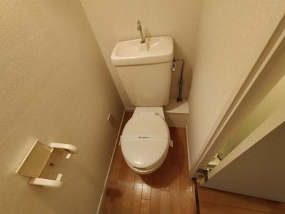 【トイレ】レオパレスプリート