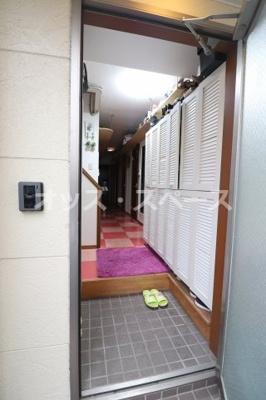 【玄関】モンシャトー池袋