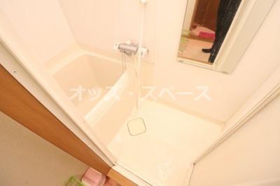 【浴室】モンシャトー池袋