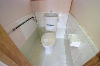 【トイレ】熊野町5丁目貸家