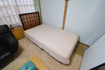 【寝室】熊野町5丁目貸家