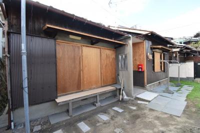 【外観】熊野町5丁目貸家