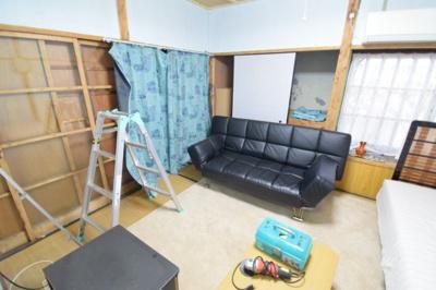【洋室】熊野町5丁目貸家