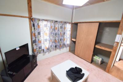 【居間・リビング】熊野町5丁目貸家