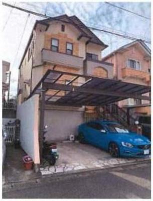 【外観】鎌倉市城廻 戸建