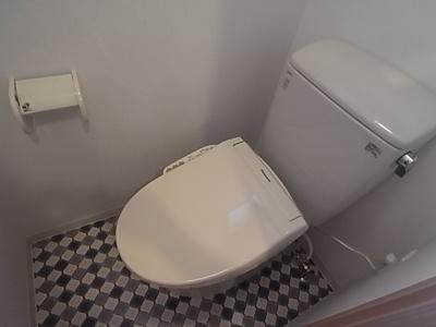 【トイレ】サンピカA