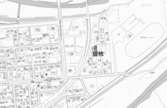 【地図】光葉町 中古戸建