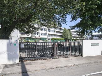 東久留米市立南中学校(約331m)