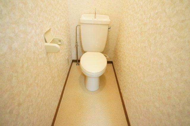 【トイレ】コーポパンジー
