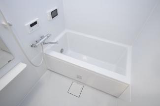 【浴室】ピース・スクエア住吉 B棟