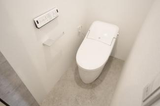 【トイレ】ピース・スクエア住吉 B棟