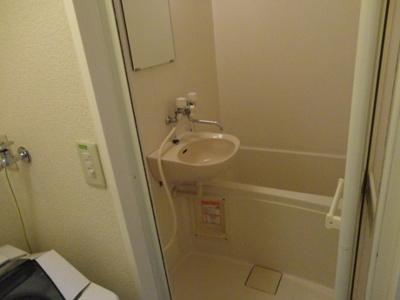 【浴室】プリート