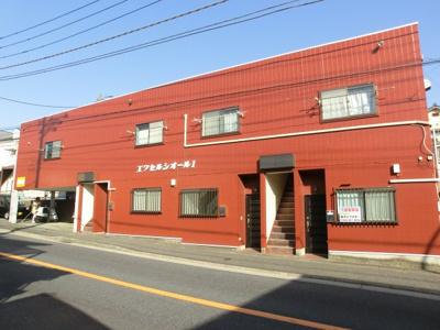エクセルシオール102 1R 横須賀市船越町7丁目