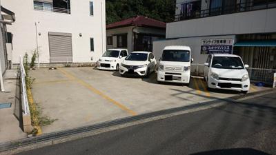 【駐車場】サンライフミカド