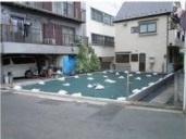 【前面道路含む現地写真】横浜市鶴見区豊岡町 売地