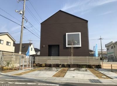 【外観】福山市神辺町新湯野 未入居戸建