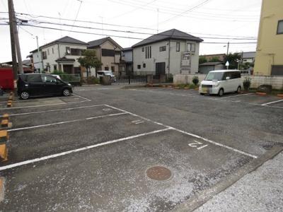 【駐車場】ウィングC棟