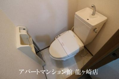 【トイレ】コーラルB