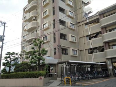 【外観】ロワールマンションピュアやよい坂Ⅱ