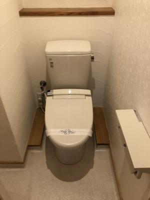 【トイレ】グランドムール大津堅田
