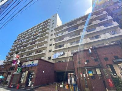 京浜東北線「大森」駅より徒歩約2分と便利な立地にございます。