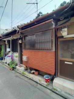 【外観】中京区壬生森町 貸家