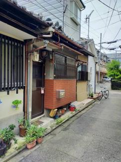 【展望】中京区壬生森町 貸家