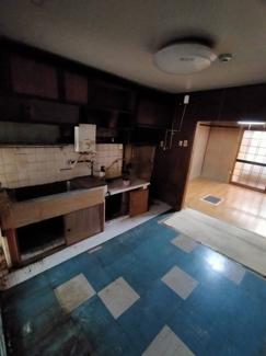 【内装】中京区壬生森町 貸家