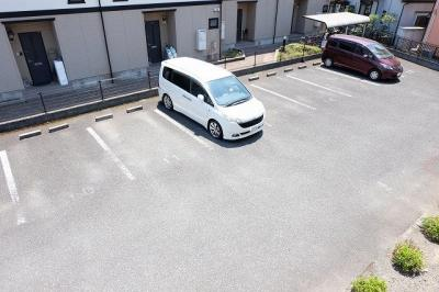 【駐車場】ルエストラメール