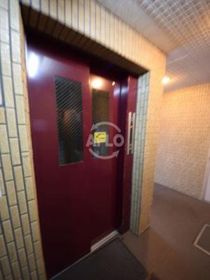 エクセル内本町  エレベーターホール
