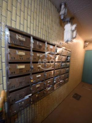 エクセル内本町  メールBOX