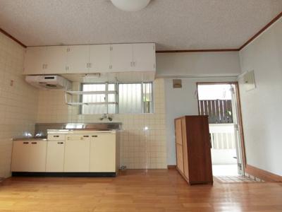 【キッチン】翁長アパート