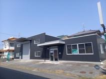 松原倉庫付き事務所の画像
