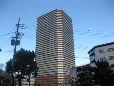 【外観】ファーストタワー大津MARY