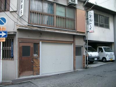 【外観】松屋町住吉1階店舗事務所