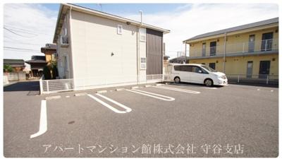 【駐車場】パルム