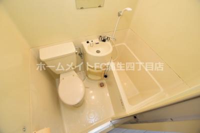 【浴室】レガーレ関目
