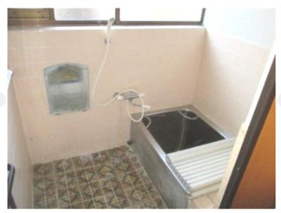 【浴室】中央市山之神 中古住宅