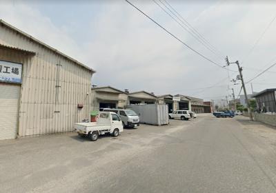 【外観】南吉田町倉庫