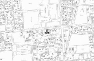 【地図】北光 中古戸建