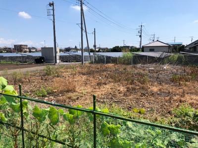【外観】粕川町売地