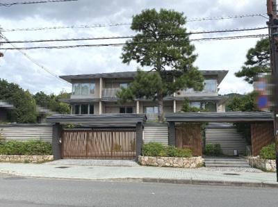 【外観】グランドメゾン京都岡崎 1階庭付き 平成27年築