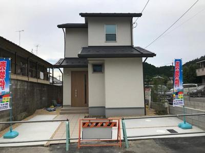 【外観】岩倉上蔵町 新築戸建A号地