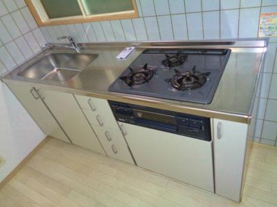 【キッチン】ゴッドフィールドⅡ